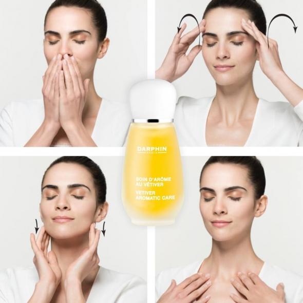 Beauty новости - Darphin Vetiver Aromatic Care - новый состав эфирного  масла для снятия стресса